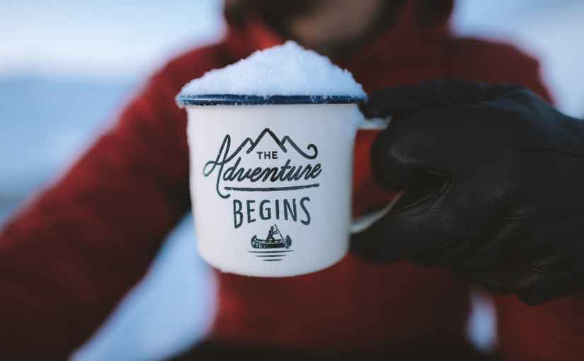 """""""…And then I realised that adventures are the best way to learn"""" (Anon) The OutdoorCureOnline Guide to Adventuring forWellbeing."""